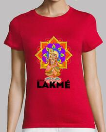 Léo Delibes Lakmé, Mujer, manga corta, roja, calidad premium