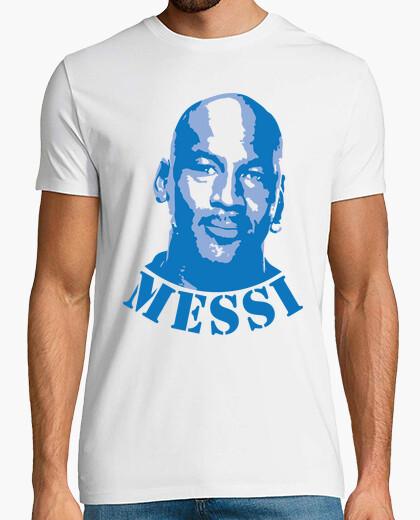 a591c83d291 leo messi - michael jordan T-shirt - 849241