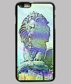 leon02 - Funda iPhone 6 Plus