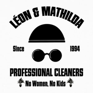 Camisetas Léon & Mathilda