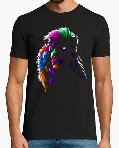 Camiseta Leon colores