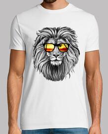 león fresco