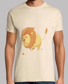 León gran cabeza