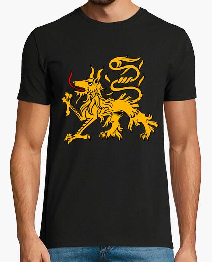 Camiseta León Heráldico Mitológico, Grifo