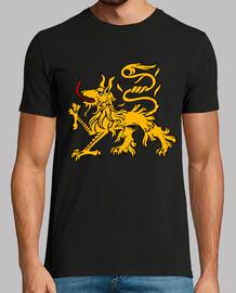 León Heráldico Mitológico, Grifo