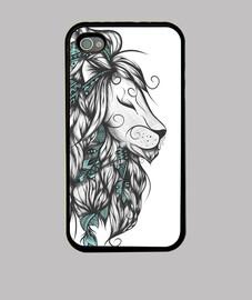león poética
