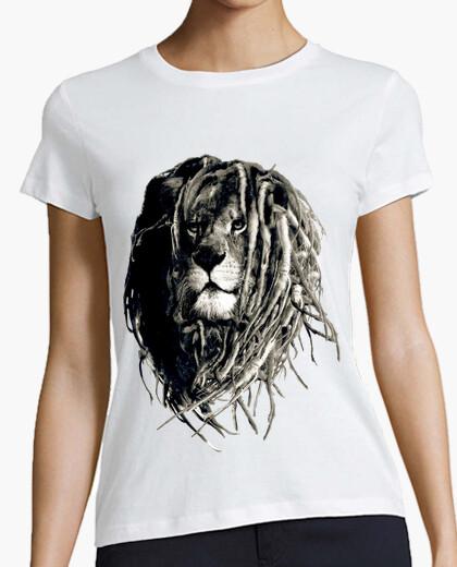 Camiseta Leon Rasta