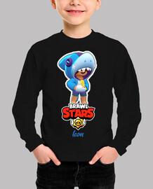 Leon Shark Brawl Stars