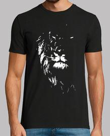 León sombras blanco