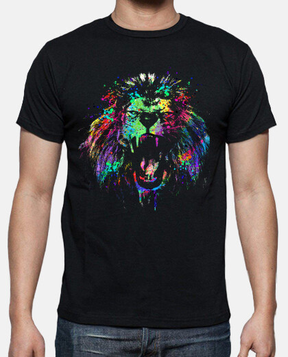 león technicolor
