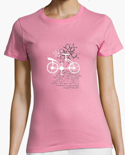 Camiseta leonardo bike KGRAFIC