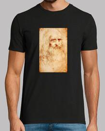 Leonardo da Vinci - Autoretrato