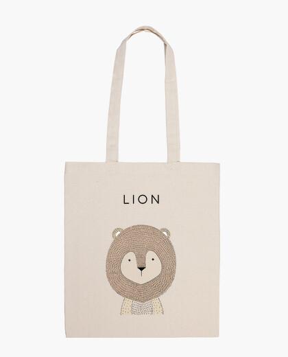 Borsa leone
