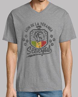 leone del Senegal di Teranga
