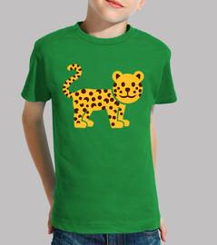 leopardo cómico