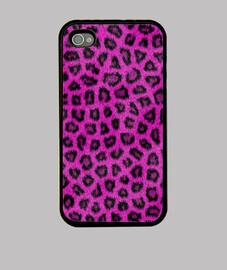 Leopardo rosa