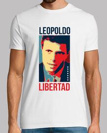 Leopoldo Lopez Libertad