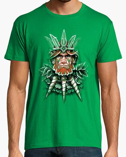 Camiseta leprechaun salvaje
