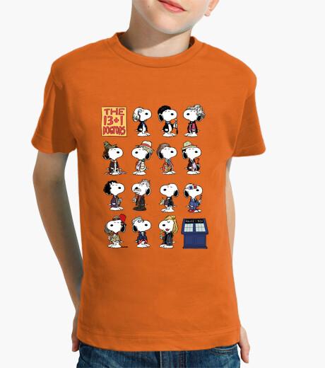 Vêtements enfant les 13 plus 1 dogtors