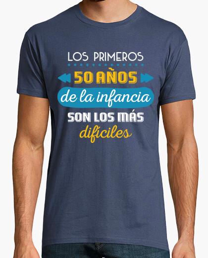 Tee-shirt les 50 premières années ... 1969