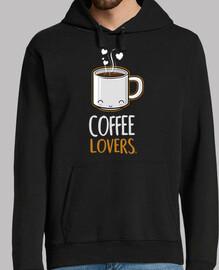 les amateurs de café