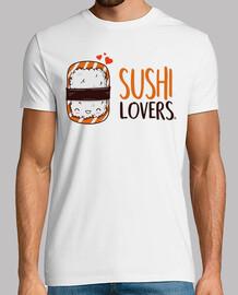 les amateurs de sushi