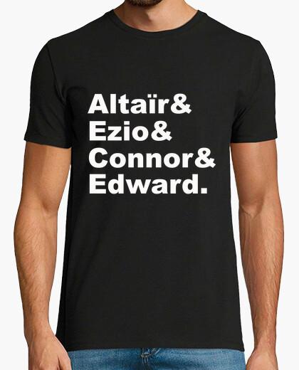 Tee-shirt Les assassins