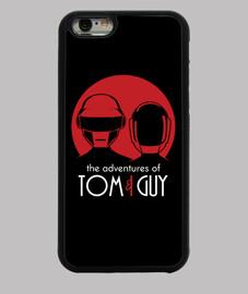 les aventures de tom et guy