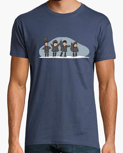 Tee-shirt les beatles!