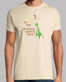 les bretons aiment faire...