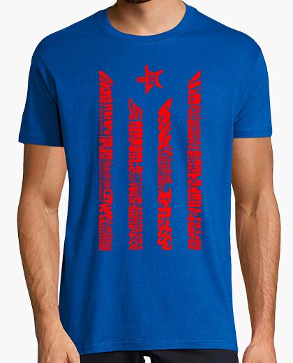 Camiseta Les comarques estelades