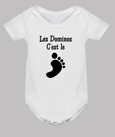 Les Dominos c'est le pied !