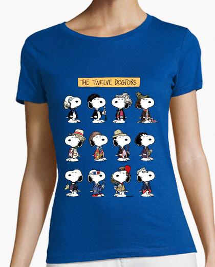 Tee-shirt les douze dogtors