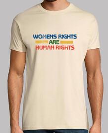 les droits des femmes sont des droits h