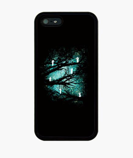 Coque iPhone Les esprits des arbres