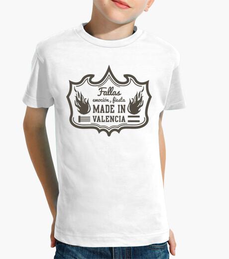 Ropa infantil Les Falles molen - Fallas made in valencia
