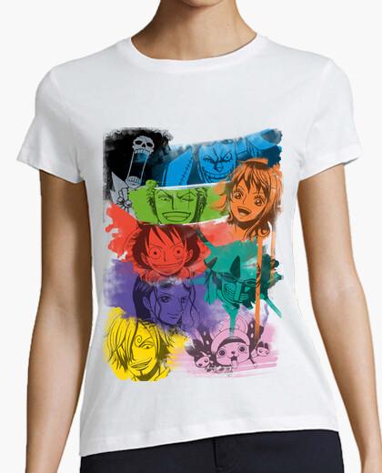 Tee-shirt les femmes équipage