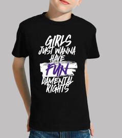 les filles veulent juste les droits fon