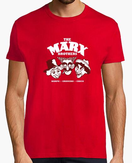 Tee-shirt les frères de marx