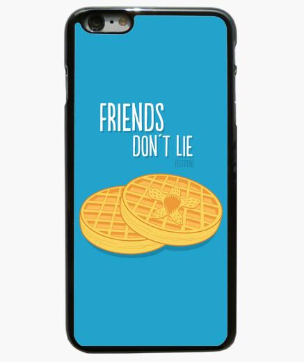 Coque Iphone 6 Plus / 6S Plus Les Gaufres ne mentent pas !!