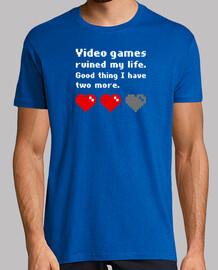 les jeux vidéo ont ruiné ma vie