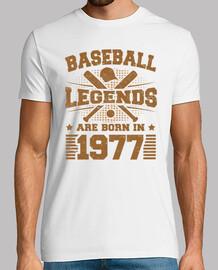 les légendes du baseball naissent en 19