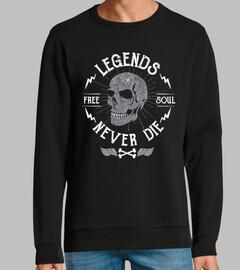 les légendes ne die jamais