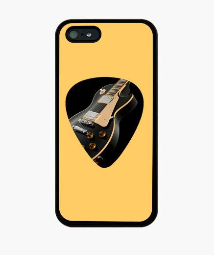 Funda iPhone Les Paul pick