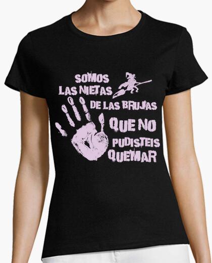 Tee-shirt les petites - filles de les sorcière