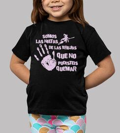 les petites - filles de les sorcière