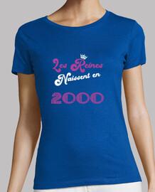 Les reines naissent en 2000 - 20 ans