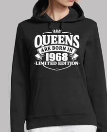 les reines sont nées en 1968
