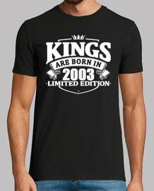 les rois sont nés en 2003