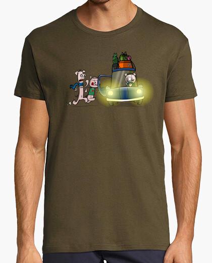 Tee-shirt les trois petits cochons